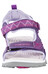 Viking Sandoey Sandals Kids plum/fuchsia